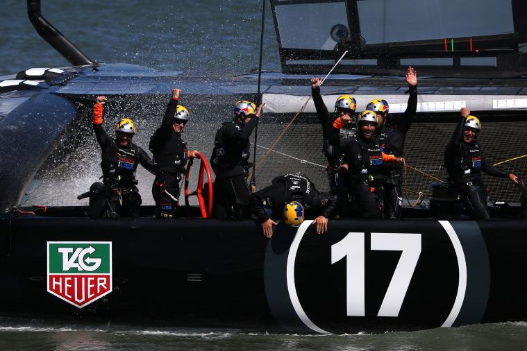 America's Cup Results 2013: Final Standings After Deciding Race
