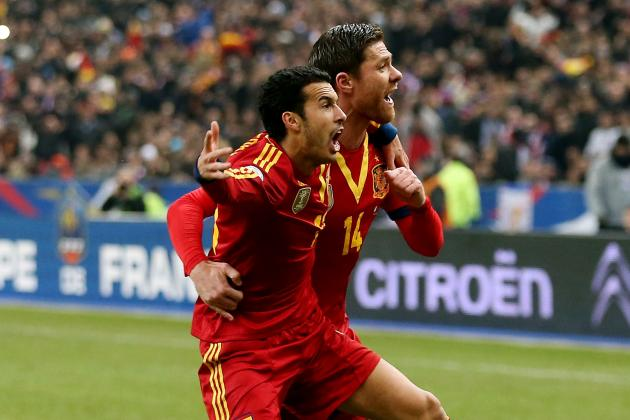 European Football Teams Face Long Trips at 2014 World Cup in Brazil