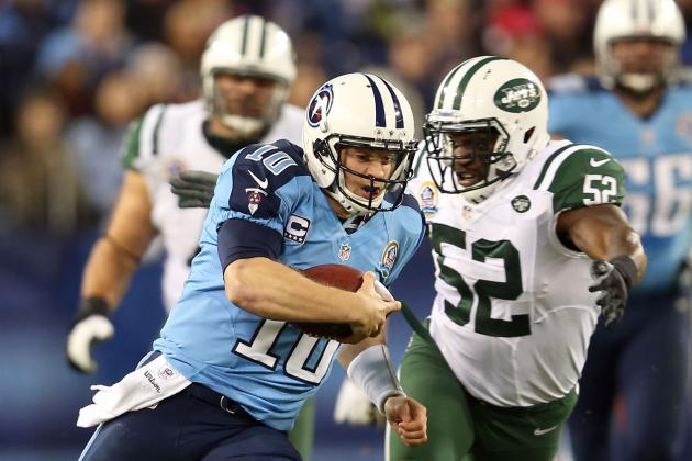 New York Jets vs. Tennessee Titans: Breaking Down New York's Game Plan