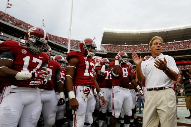 Ole Miss vs. Alabama: TV Info, Spread, Injury Updates, Game Time and More