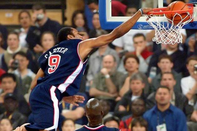 We Remember: Vince Carter's Dunk over 7'2