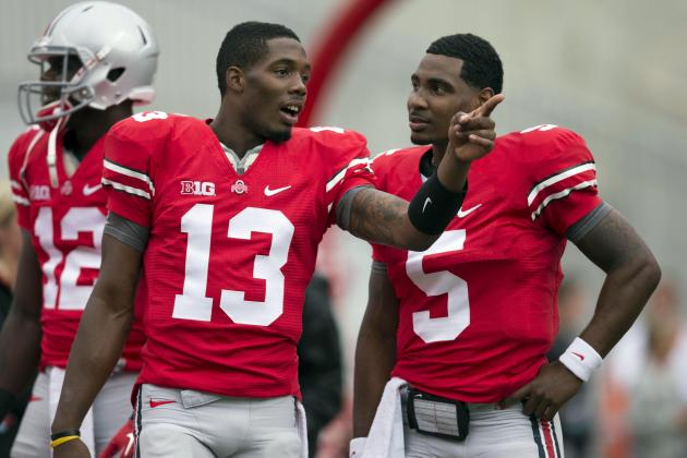 Braxton Miller Return: Sharing Time with Kenny Guiton Can Work for Buckeyes