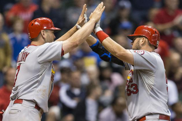 Cardinals Magic Number Down to 1 After Pirates Loss