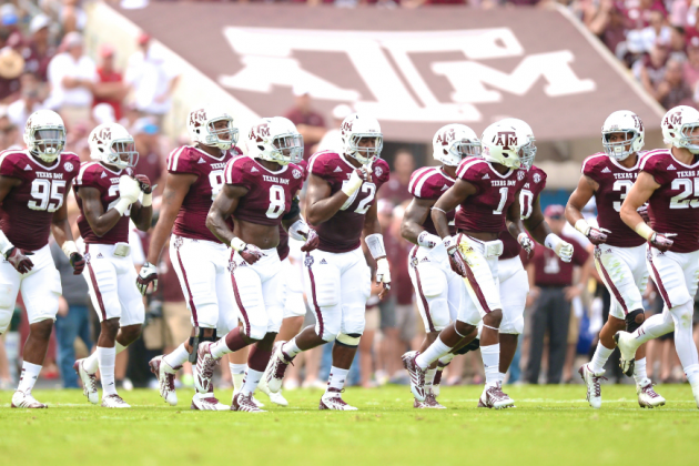How Texas A&M Became the New King of Texas Football