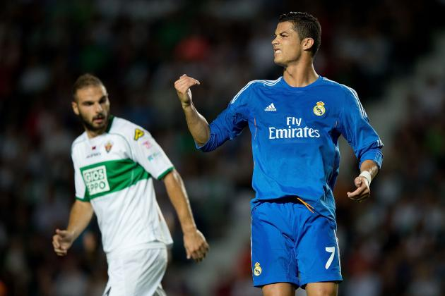 Elche vs. Real Madrid: Score, Grades and Post-Match Reaction