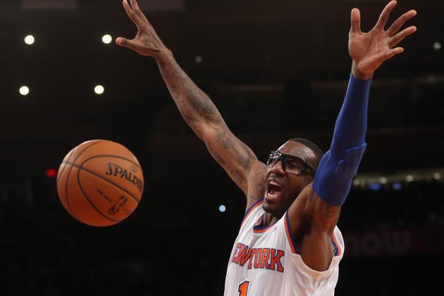 Will NY Knicks 2013-14 Season Be Another Amar'e Stoudemire Disaster?