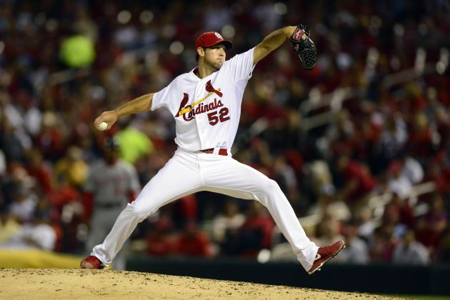 Cardinals DJ Celebrates Michael Wacha Feat with One-Hit Wonder Playlist