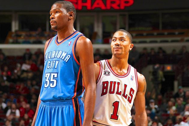 Kevin Durant Thinks Derrick Rose Made Right Choice to Sit Out