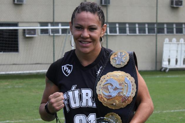 Cris Cyborg: 'Ronda Rousey Is a Little Mentally Sick'