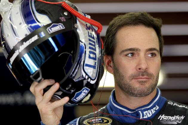Jimmie Johnson, Kyle Busch Expected to Shine in Dover