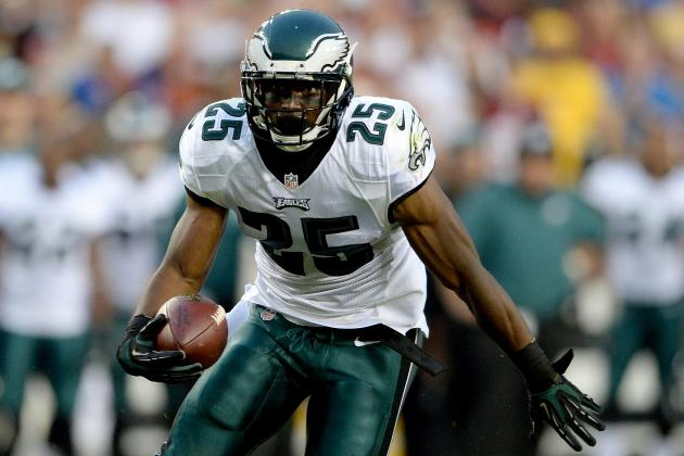 McCoy: 'If I Was a Betting Man, I'd Take the Eagles'