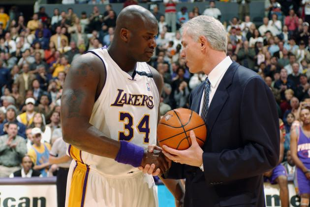 Mitch Kupchak 'a Little Surprised' by Shaq's Ownership