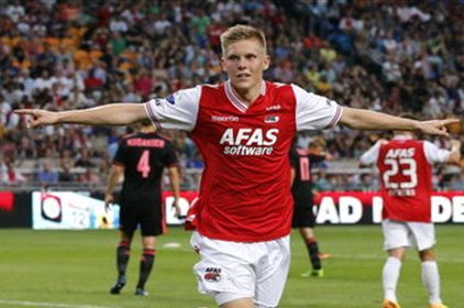 Johannsson Notches Hat Trick in Dutch Cup Win