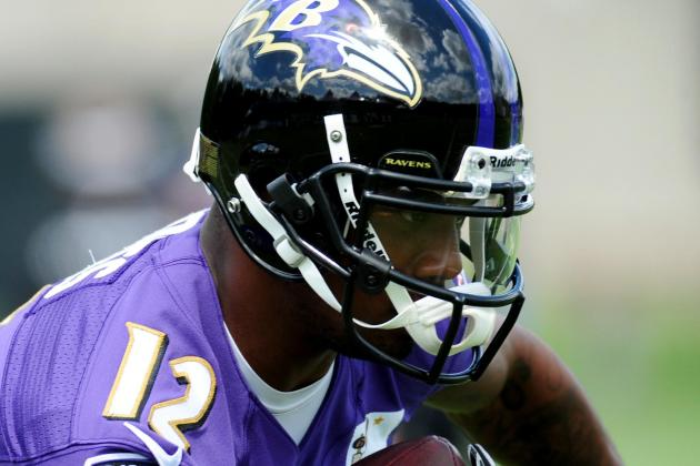 Jacoby Jones Addresses 'Party Bus' Incident