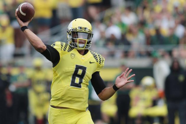 California vs. Oregon: TV Info, Spread, Injury Updates, Game Time and More
