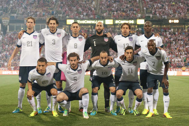 USMNT Daily Update: A Closer Look at the FIFA14 Player Ratings
