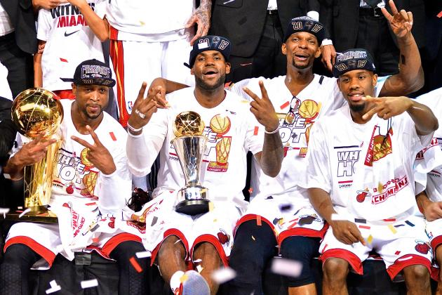 Should Miami Heat Be Hands-Down Favorite for 2013-14 NBA Title?