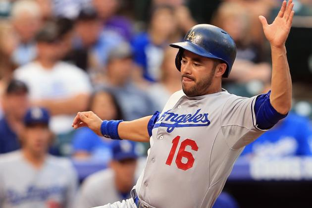 Ethier Sent Back to LA for Tests
