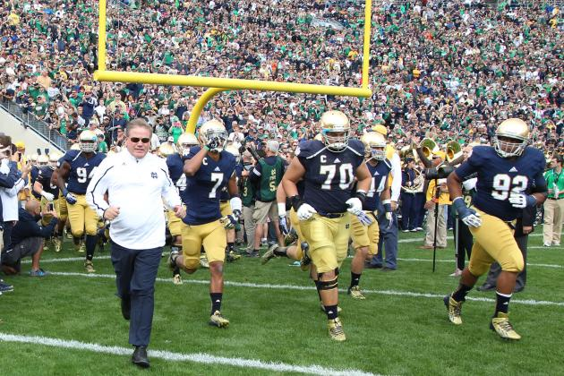 Notre Dame Worse Than Its 3-1 Record, Will Fall to Unranked Opponent