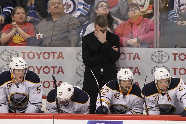 NHL Is Hypocritical for Fining Buffalo Sabres Coach Ron Rolston