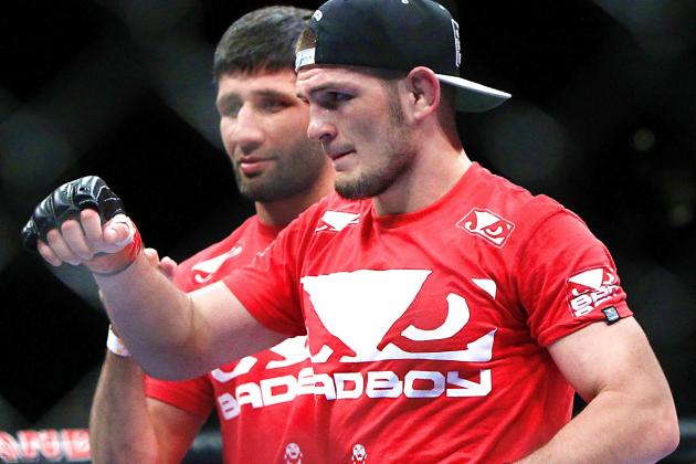 Khabib Nurmagomedov Wants TJ Grant for His Next Fight in Early 2014