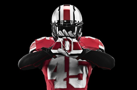 Ohio State May Wear Their 2012 Rivalry Uniforms Against Wisconsin