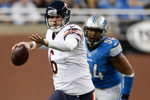 Bears vs. Lions: Breaking Down Chicago's Game Plan