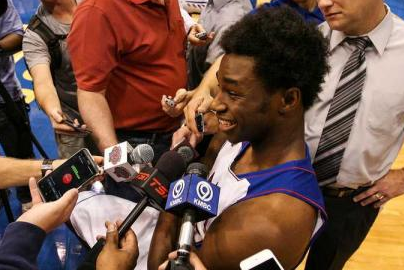 A World of Possibilities Abounds with Wiggins at KU