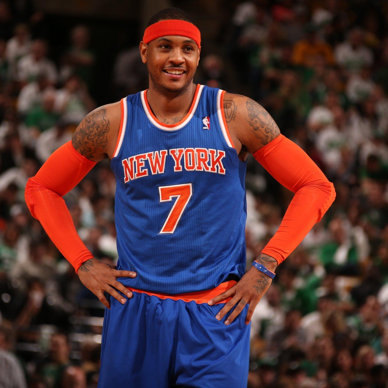 Why NY Knicks Will Win a Championship with Carmelo Anthony ...