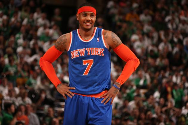 Why NY Knicks Will Win a Championship with Carmelo Anthony as Their Star