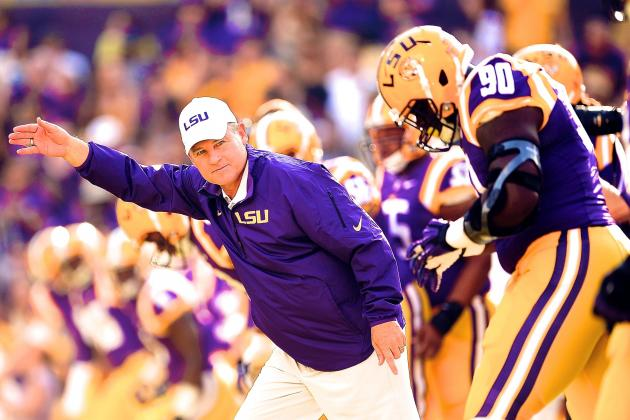 LSU vs. Georgia: How a Loss Would Impact Tigers' BCS Title Hopes