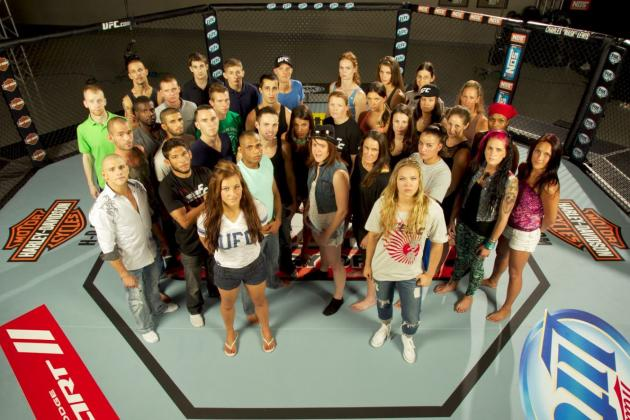 TUF 18 Episode 4 Results and Recap: Tension Continues, Women Throw Down