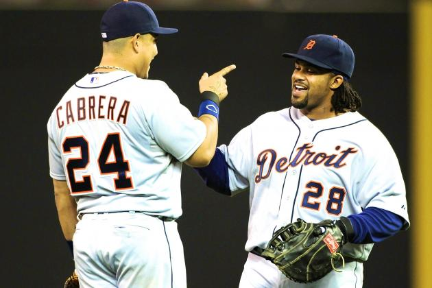 Detroit Tigers Clinch American League Central with 1-0 Victory over the Twins