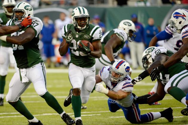 Bilal Powell's Latest News and Fantasy Outlook for Jets