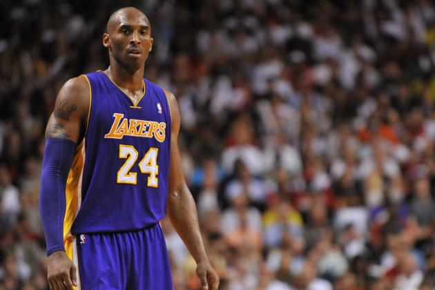 There Is Still Chance Kobe Bryant Ends Career with Someone Other Than LA Lakers