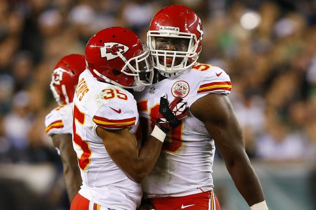Giants vs. Chiefs: Breaking Down Kansas City's Game Plan