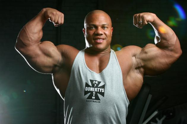 Mr. Olympia 2013: Breaking Down Favorites to Win