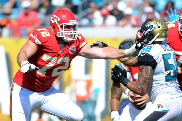 Breaking Down the Struggles of Top Picks Luke Joeckel and Eric Fisher