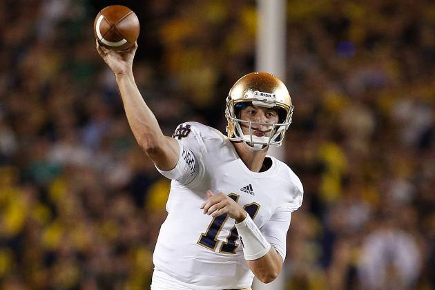 Oklahoma vs. Notre Dame: TV Info, Spread, Injury Updates, Game Time and More