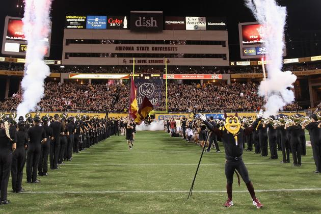 Arizona State Football: 4 Players Who Have Surprised Us in 2013