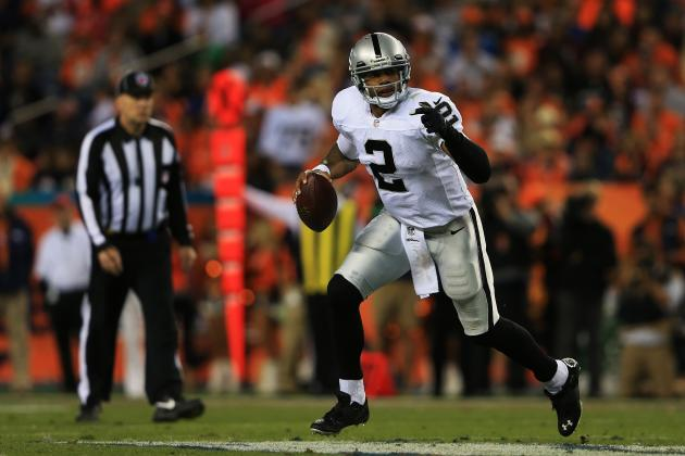 Terrelle Pryor Tape Study: What We've Learned from Watching Raiders QB