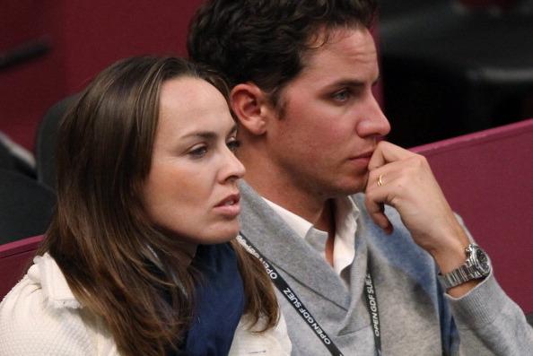 Martina Hingis' Ex-Husband Claims Tennis Star, Her Mum and Boyfriend Beat Him Up