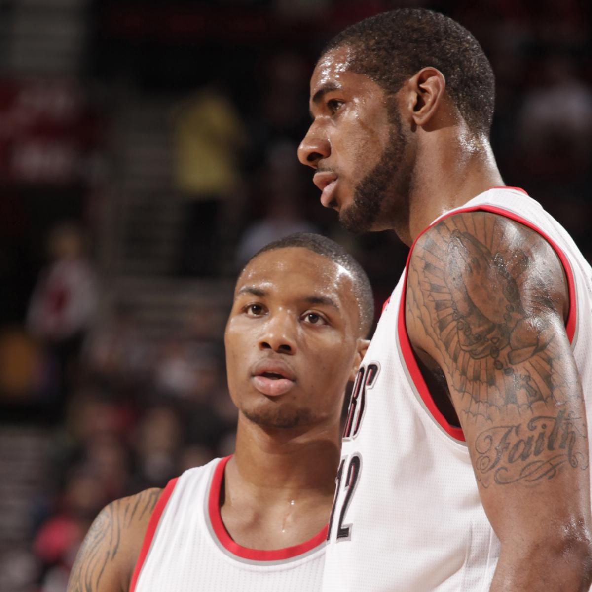 Portland Blazers Roster 2012: Portland Trail Blazers Training Camp 2013: Full Preview
