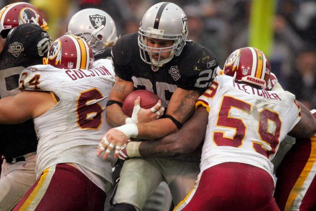 Washington Redskins vs. Oakland Raiders: Breaking Down Washington's Game Plan