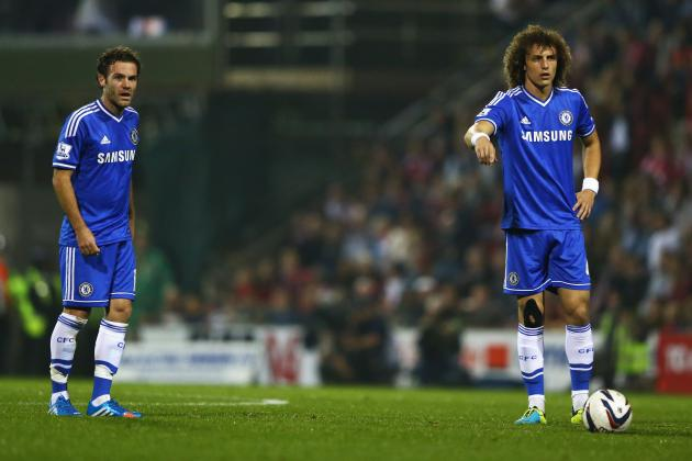 Juan Mata and David Luiz Clarify Relationship with Jose Mourinho at Chelsea