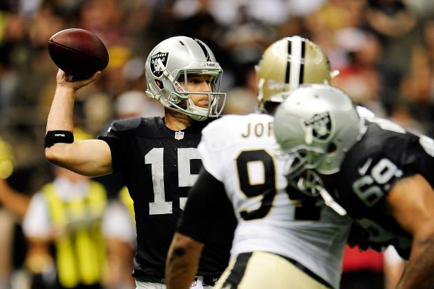 How Matt Flynn Will Affect Raiders Offense If Pryor Can't Play