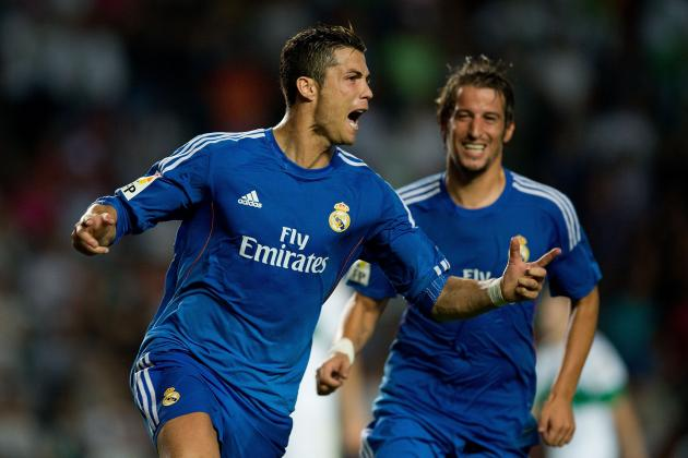 Real Madrid: How Will They Line Up in Derby Against Atletico Madrid?
