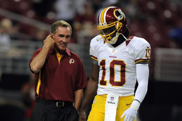 Washington Redskins Need to Keep It Quiet and Get on the Same Page