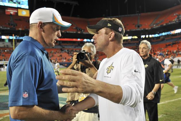 Miami Dolphins vs. New Orleans Saints: Breaking Down Miami's Game Plan