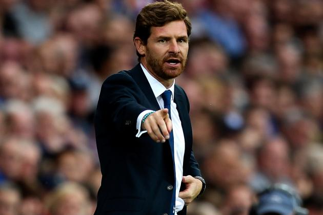 Tottenham's Andre Villas-Boas Doesn't Like Comparisons to Jose Mourinho